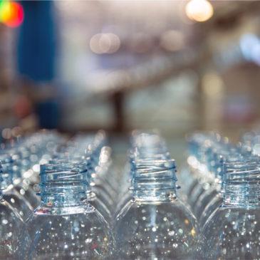 Fábrica de botellas de PET