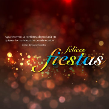 Felices Fiestas, 2016